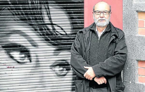 18/02/2015JOSE LUIS MONTEROEntrevista a Bernardo Bueno.