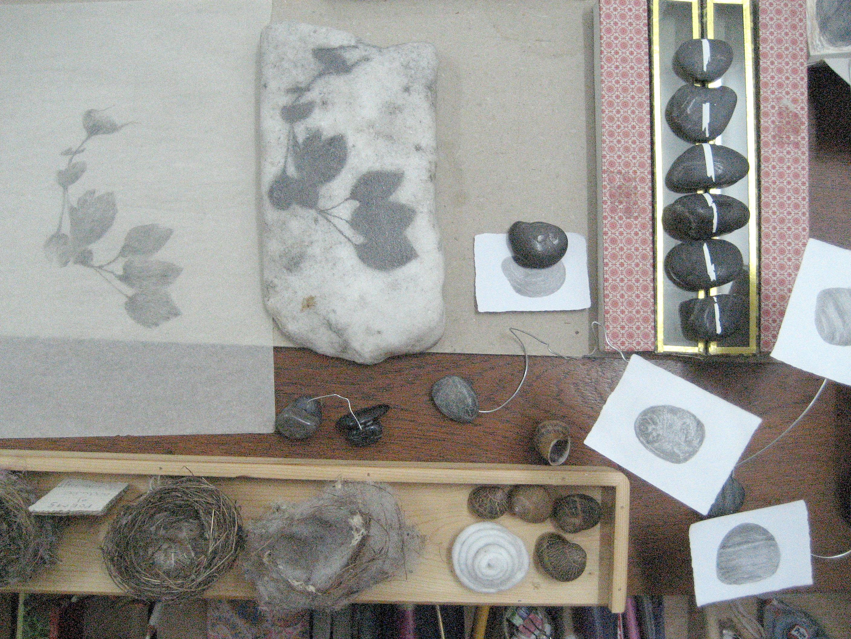 Imagen Imagen Pepa Rubio. Mesa de estudio