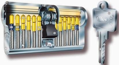 Un inventor de la hispalense crea una cerradura 39 anti bumping 39 for Cerraduras tesa anti bumping