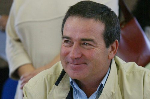 El exalcalde de Isla Mayor, Manuel Aviñó (PSOE).