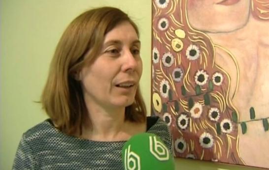 Amparo Díaz, abogada de la exnovia de Rubén Castro / Foto: laSexta