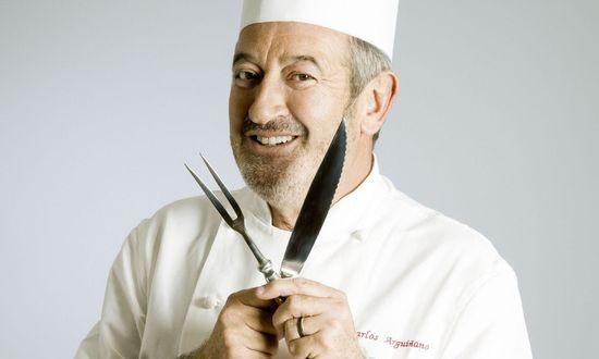 El cocinero vasco Karlos Arguiñano.