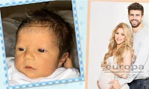 hijo Shakira