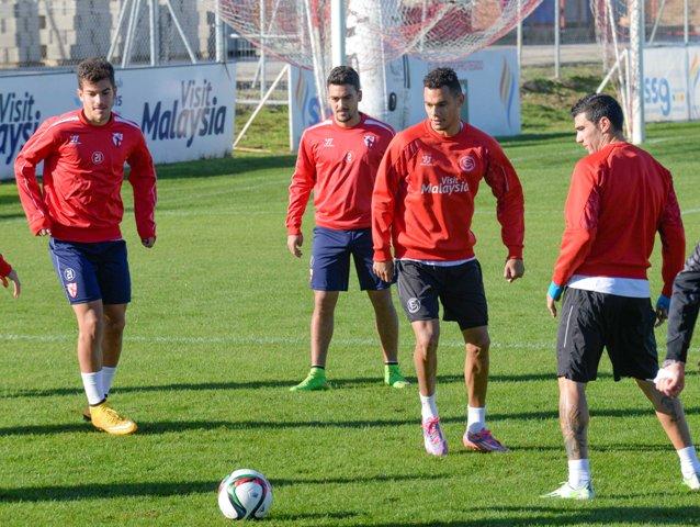 Reyes (derecha) vuelve a la lista. Repite Juan Muñoz (izquierda) / Foto: Inma Flores