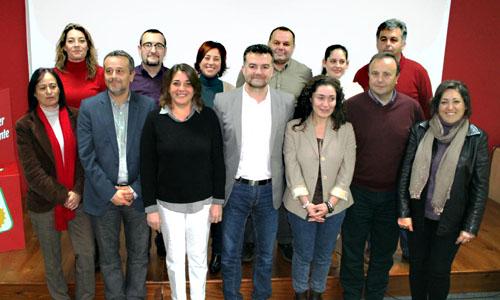 listas izquierda Unida Parlamento Andalucia