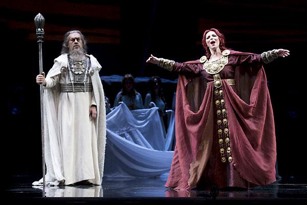 Representación de Norma, en el Teatro de la Mestranza. / Pepo Herrera