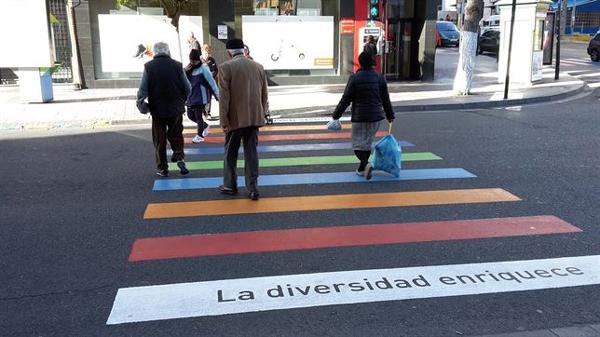 paso peatones San Juan