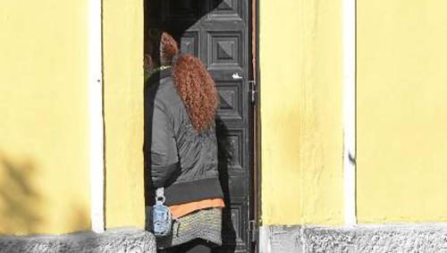 Sevilla 31-1-2015 Plaza de la Mata (Alameda)  Foto: Inma Flores