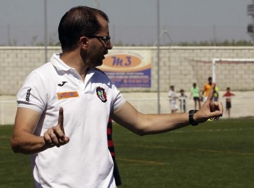 Gerena (Sevilla) 31/08/2014  Gerena - Alcala (2-0)(Entrenador del C