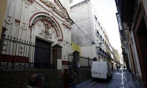 Convento de Santa Rosalía. Foto: Javier Cuesta
