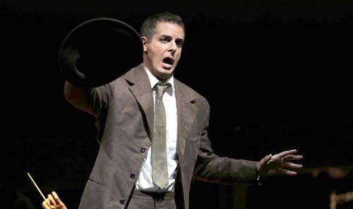 La ópera Doctor Atomic en el Teatro Maestranza. / José Luis Montero