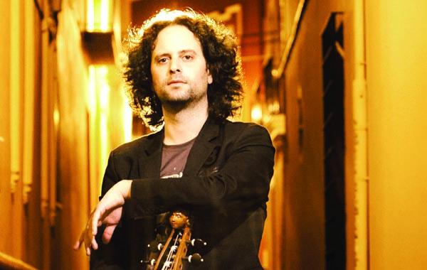 El director del Festival de Música Antigua, Fahmi Alqhai. / Luis Castilla