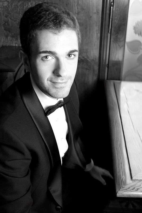 El tenor Beñat Egiarte.