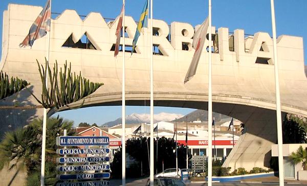 """Los ciudadanos rusos residentes en Marbella están """"muy enfadados"""" con las sanciones a su país. / EFE"""