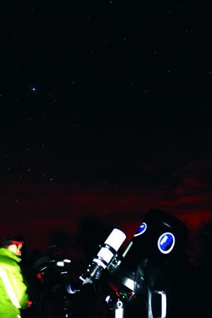 El telescopio descubre auténticas joyas.