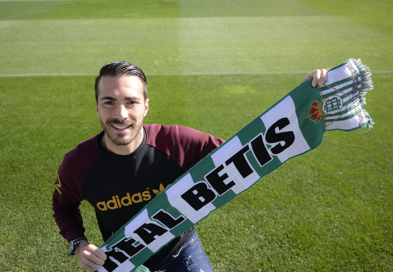 Sevilla 5-3-2015 Xavi Torres (Estadio Benito Villamarin)foto: Inma Flores