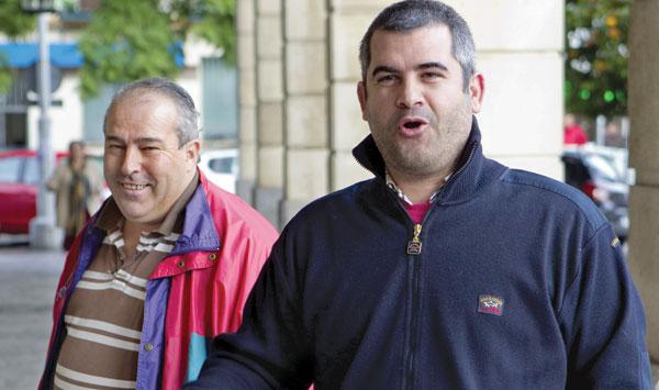El ex alcalde de La Algaba, José Luis Vega. / EFE
