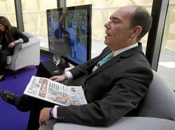 El periodista Víctor García-Rayo. / Pepo Herrera