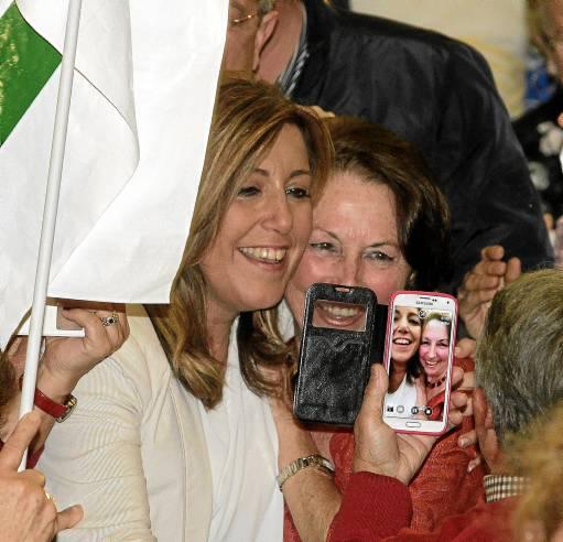 SUSANA DIAZ EN ALGECIRAS