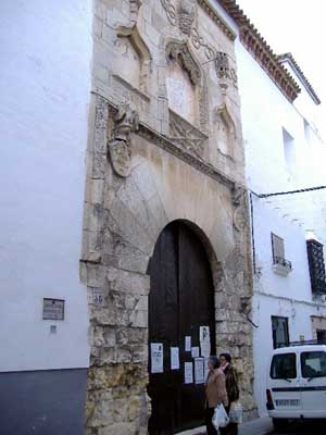 El convento de las Teresas será uno de los que entre en esta revisión del Pepriccha. Foto: M.R.