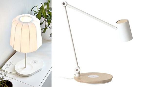Modelos de lámpara con esta funcionalidad. / Ikea