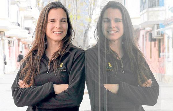 María Bermejo. / José Luis Montero