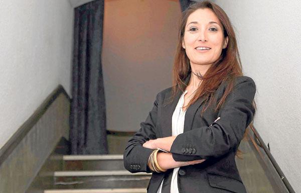 Mónica Moreno. / José Luis Montero